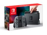 Nintendo Switch Joy-Con(L)/(R) グレー スイッチ