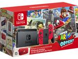 〔中古品〕 Nintendo Switch スーパーマリオ オデッセイセット(HAC-S-KADE)