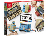 【04/20発売予定】 Nintendo Labo Toy-Con 01: Variety Kit 【Switchゲームソフト】