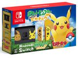 〔中古品〕 Nintendo Switch(ニンテンドースイッチ)本体 ポケットモンスター Lets Go! ピカチュウセット(モンスターボール Plus付き) ◇04/18(木)新入荷!