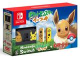Nintendo Switch ポケットモンスター Lets Go! イーブイセット(モンスターボール Plus付き) [ゲーム機本体] [HAC-S-KFAGB]