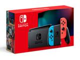 Nintendo Switch Joy-Con(L) ネオンブルー/(R) ネオンレッド [2019年8月モデル] [HAD-S-KABAA] [ゲーム機本体]