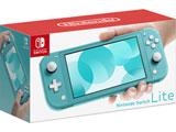 【09/20発売予定】 Nintendo Switch Lite ターコイズ[ゲーム機本体] [HDH-S-BAZAA]