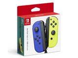 Joy-Con(L) ブルー/(R) ネオンイエロー [Switch] [HAC-A-JAPAA]