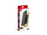 Nintendo Switch Liteフリップカバー(画面保護シート付き) HDH-A-CSSAA