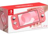 Nintendo Switch Lite コーラル [ゲーム機本体][HDH-S-PAZAA]