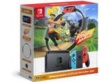 Nintendo Switch リングフィット アドベンチャー セット [ゲーム機本体][HAD-S-KABGF]