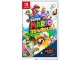 【02/12発売予定】 スーパーマリオ 3Dワールド + フューリーワールド