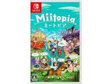 【05/21発売予定】 Miitopia 【Switchゲームソフト】