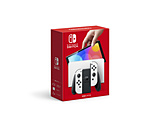 【抽選販売対象品】 Nintendo Switch(有機ELモデル) Joy-Con(L)/(R) ホワイト