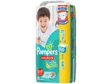 【Pampers(パンパース)】さらさらケア パンツ ウルトラジャンボ ビッグサイズ 50枚〔おむつ〕