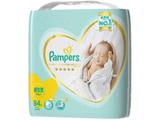 【Pampers(パンパース)】はじめての肌へのいちばん テープ ウルトラジャンボ 新生児 84枚〔おむつ〕