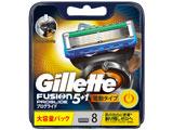 ジレット フュージョン 5+1 プログライド フレックスボール パワー 替刃 8個入