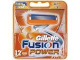 ジレット フュージョン 5+1 パワー 替刃 12個入
