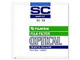 紫外線吸収フィルター (SCフィルター) SC-60 10×10