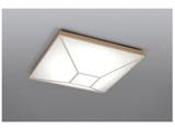 リモコン付LED和風シーリングライト(~12畳) LEC-CH1202CJ 調光・調色(昼光色~電球色)
