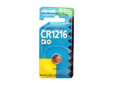 【マンガンリチウム電池】 CR1216 1BS [3V/1個]