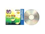 音楽用CD-RW 「MQシリーズ」(80分/1枚入り) CDRWA80MQ.1TP