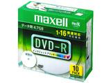 DR47WPD.S1P10SA (DVD-R/4.7GB/DATA/16倍速/10枚/プリンタブル)