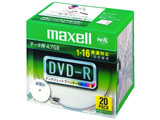 DR47WPD.S1P20SA (DVD-R/4.7GB/DATA/16倍速/20枚/プリンタブル)