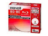 1〜2倍速対応 データ用Blu-ray BD-REメディア (25GB・10枚) BE25PPLWPA.10S