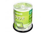 データ用 DVD-R 1-16倍速対応 インクジェットプリンター対応 ひろびろホワイトレーベル 4.7GB スピンドルケース 100枚