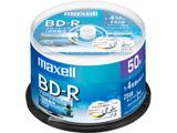 録画用BD-R 1〜4倍速 50枚 130分/1層25GB 【インクジェットプリンター対応】 BRV25WPE.50SP
