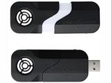 低濃度オゾン除菌消臭器 「オゾネオ」(USBタイプ) MXAP-AM30BK ブラック