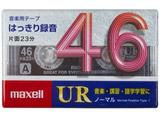 カセットテープ 46分 1巻入り UR-46M