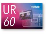 オーディオカセットテープ60分1巻   UR-60N