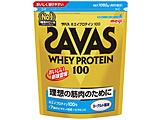 SAVAS  ホエイプロテイン100 【ヨーグルト風味/50食分(1050g)】
