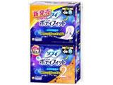 【sofy(ソフィ)】ボディフィット スーパーナイトガード 羽つき 9枚×2