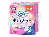 【sofy(ソフィ)】 ボディフィット 羽なし 30枚×2個〔サニタリー用品(生理用品)〕