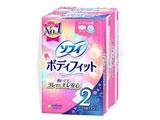 【sofy(ソフィ)】 ボディフィット 羽つき 22枚×2個〔サニタリー用品(生理用品)〕
