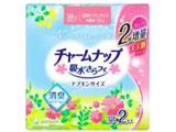 【チャームナップ】 吸水さらフィ 中量用 38枚入〔サニタリー用品(生理用品)〕