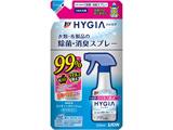 トップHYGIA除菌・消臭スプレー 替320ml