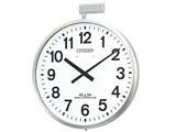 屋外用電波掛け時計 「パルウェーブ」 4MY611-B19