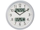 電波掛け時計 「ネムリーナカレンダー」 4FYA01-019