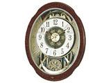 電波からくり時計 「スモールワールドブルームDX」 4MN499RH23