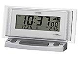 電波目覚まし時計 「パルデジットボイスII」 8RZ102-019