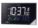 【在庫限り】 8RZ119-002 電波目覚まし時計 「パルデジットネオン119」