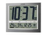 電波掛置兼用時計 「パルデジットワイド140」 8RZ140-019