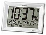 電波目覚まし時計 「パルデジットワイドDL」 8RZ151-003