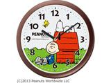 掛け時計 「スヌーピー」 4KG712MA06