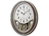 電波からくり時計 「スモールワールドハイム」 4MN520RH23