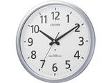 電波掛け時計(防滴防塵タイプ) 「スペイシーアクア493」 8MY493-019