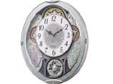 電波からくり時計 「スモールワールドビスト」 4MN537RH04