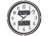 電波掛け時計 「フィットウェーブリブ」 4FYA07SR06