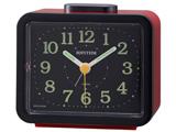 目覚まし時計 「ジャプレSR859」 4RA859SR01 (赤(黒))