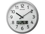 電波掛け時計 「プログラムカレンダー01SR」 4FNA01SR19